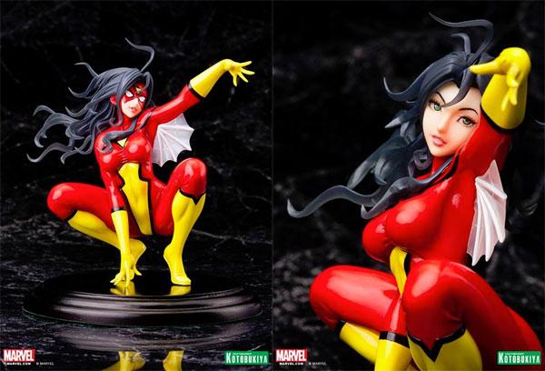 spider-woman-bishoujo-statue