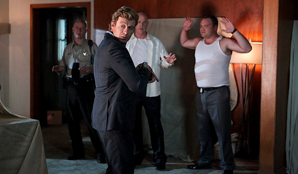 The Mentalist - Fire and Brimstone