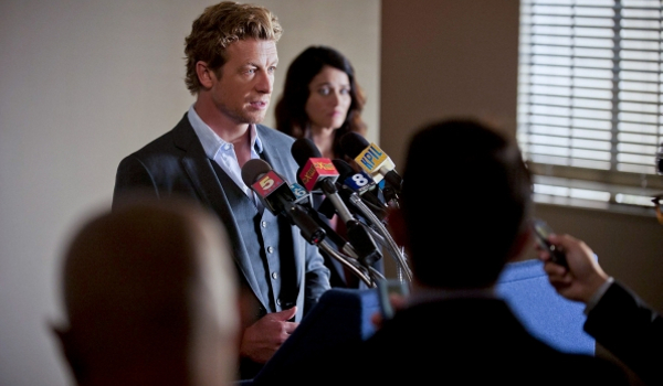 The Mentalist - The Great Red Dragon