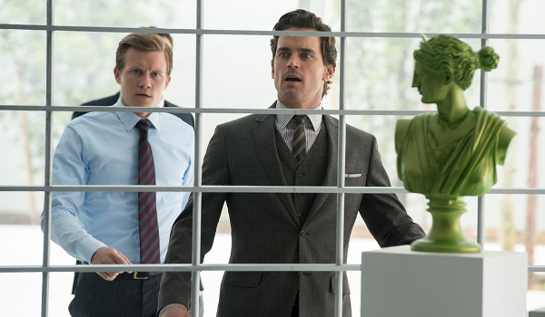 White Collar - One Last Stakeout