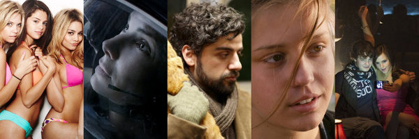 The Top 13 Movies of 2013