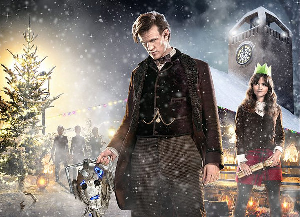 Doctor Who - The Time of The Doctor