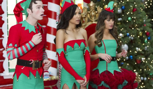 Glee - Previously Unaired Christmas