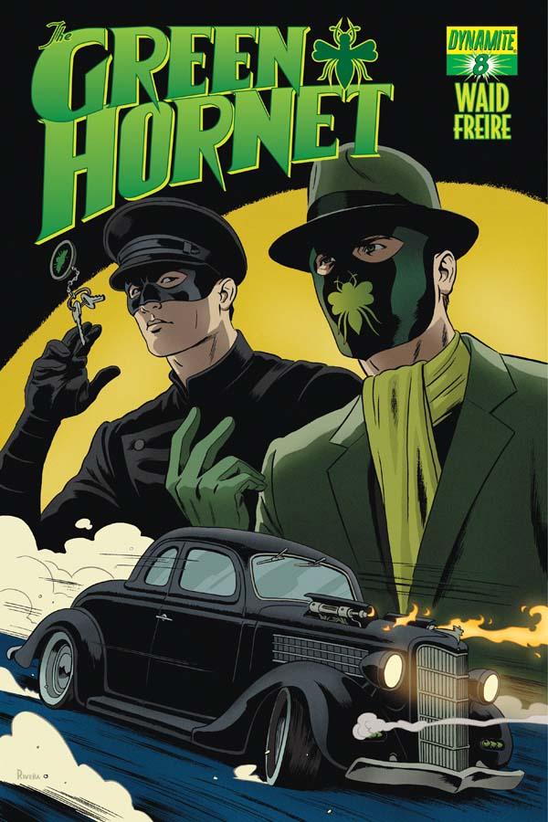 Green Hornet #8
