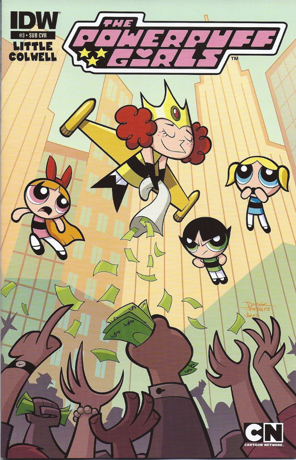 Powerpuff Girls #3