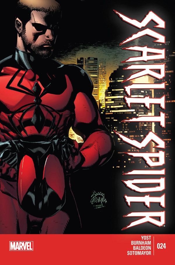 Scarlet Spider #24