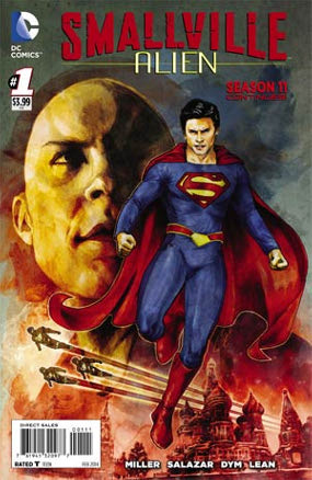 Smallville Season Eleven: Alien #1
