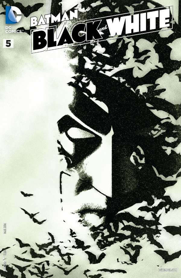 Batman: Black and White #5