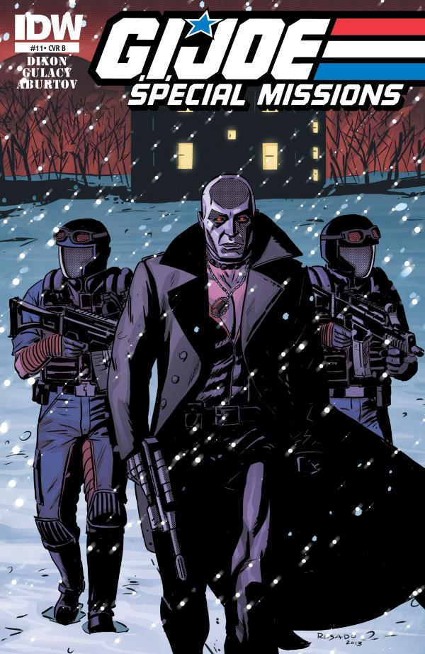 G.I. JOE: Special Missions #11