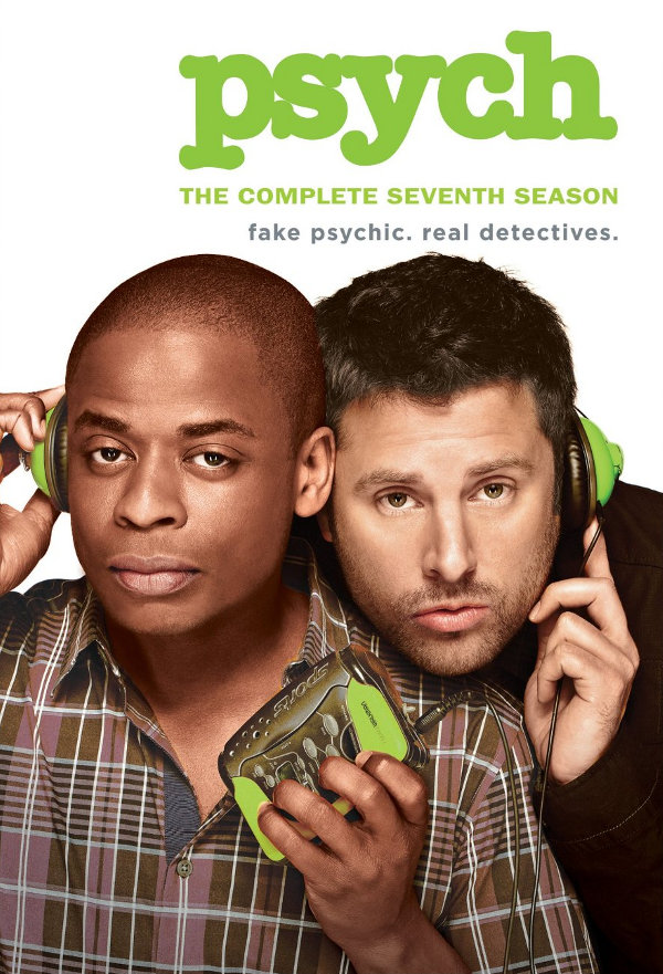 Psych - The Complete Seventh Season