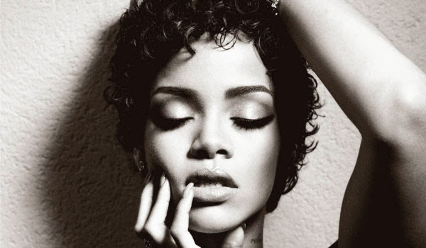 Rihanna - Glamour UK (January 2014)