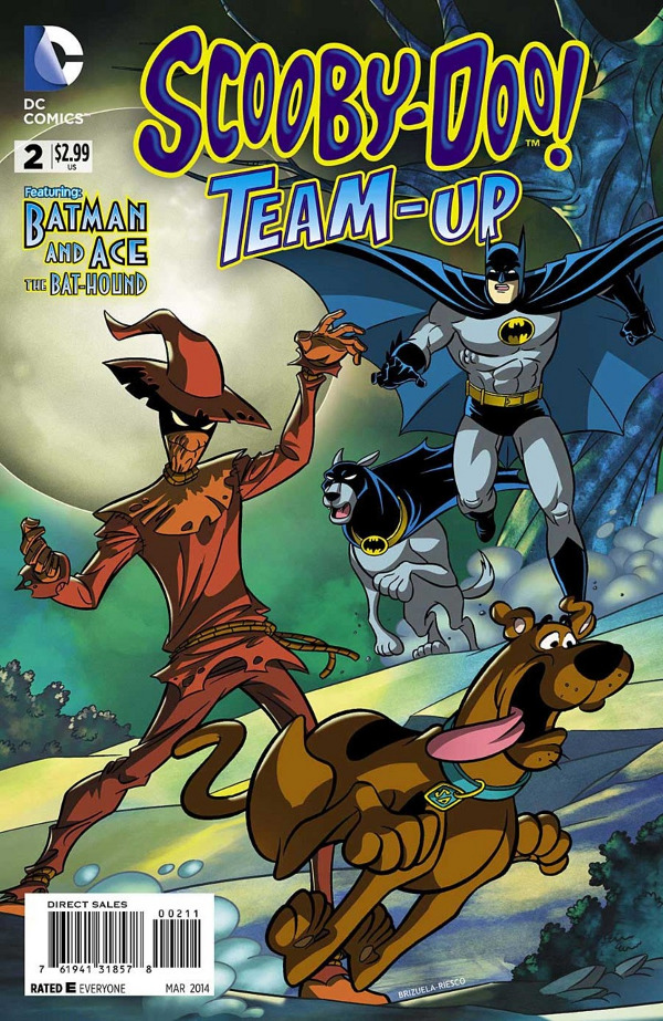 Scooby-Doo! Team-Up #2