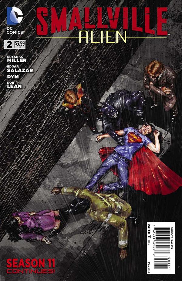 Smallville Season Eleven: Alien #2