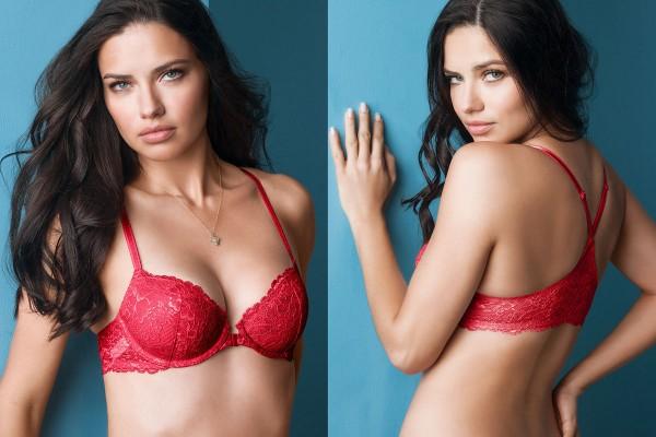 Victoria's Secrets Dream Angel Adriana Lima