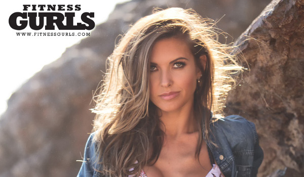 Audrina Patridge - Fitness Gurls (January 2014)
