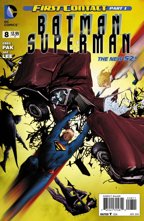 Batman/Superman #8
