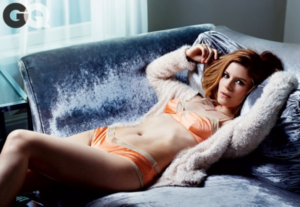 Kate Mara - GQ (March 2014)