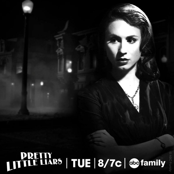 Pretty Little Liars - Shadow Play