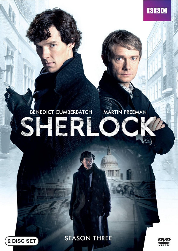 Sherlock - The Complete Third Season