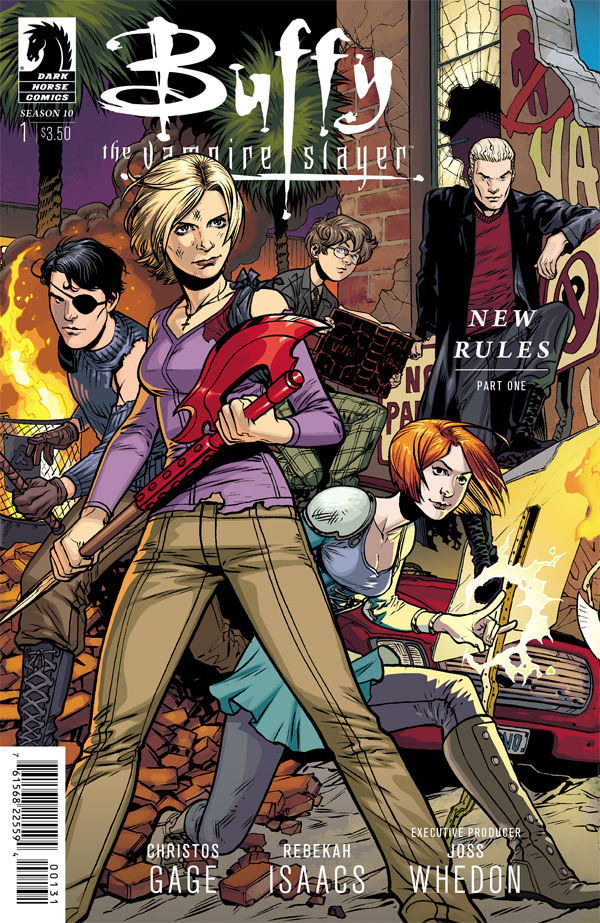 Buffy the Vampire Slayer Season Ten #1