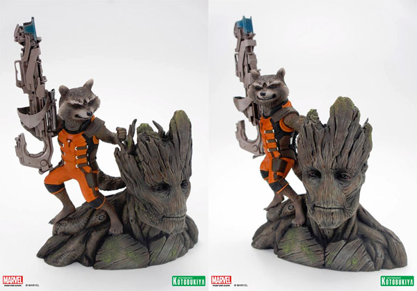 rocket-raccoon-groot-artfx-statue