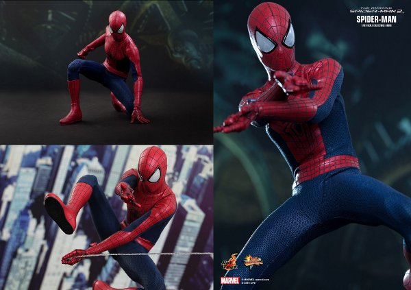 Amazing Spider-Man 2 Sixth Scale Figure