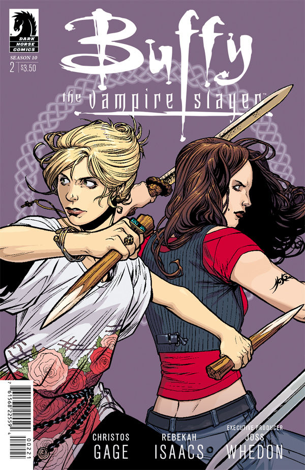 Buffy the Vampire Slayer Season Ten #2