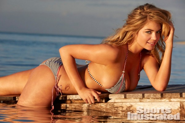 Sports Illustrated 2014 Swimsuit Cover Model Kate Upton
