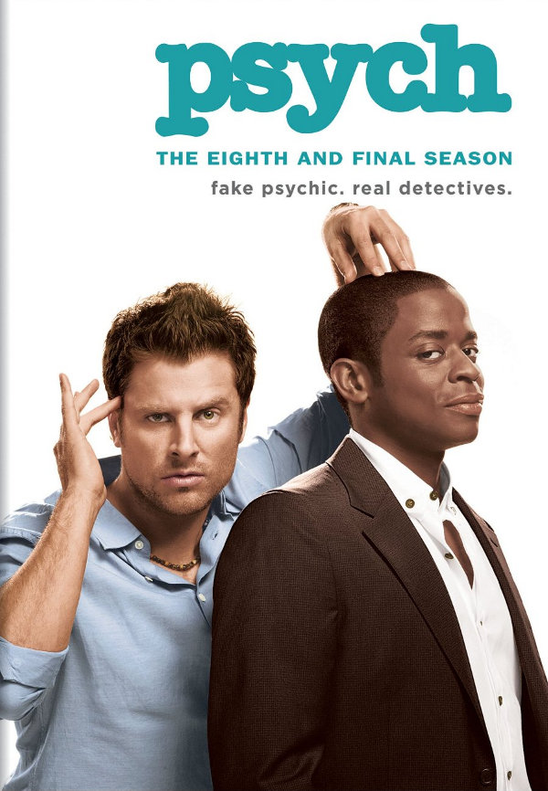 Psych - The Eighth (And Final) Season