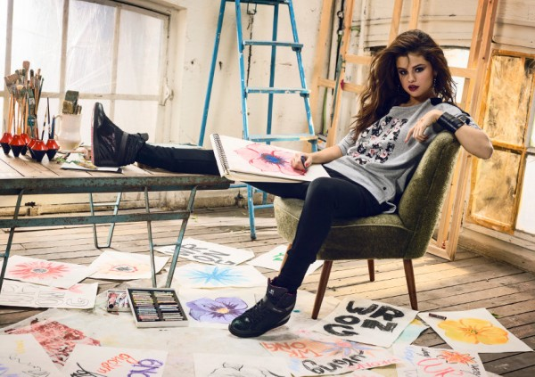 Selena Gomez - Adidas Neo Signature Collection (Summer 2014)