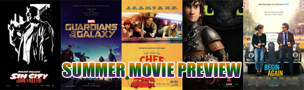 Summer 2014 Movie Preview