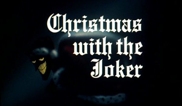 Batman - Christmas with the Joker