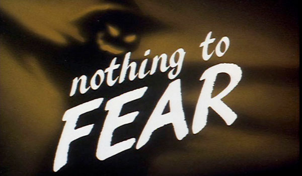 Batman: The Animated Series - Nothing to Fear