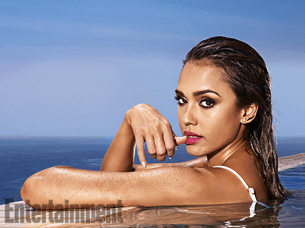 Jessica Alba - Entertainment Weekly (May 2014)