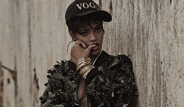 Rihanna - Vogue Brazil (May 2014)