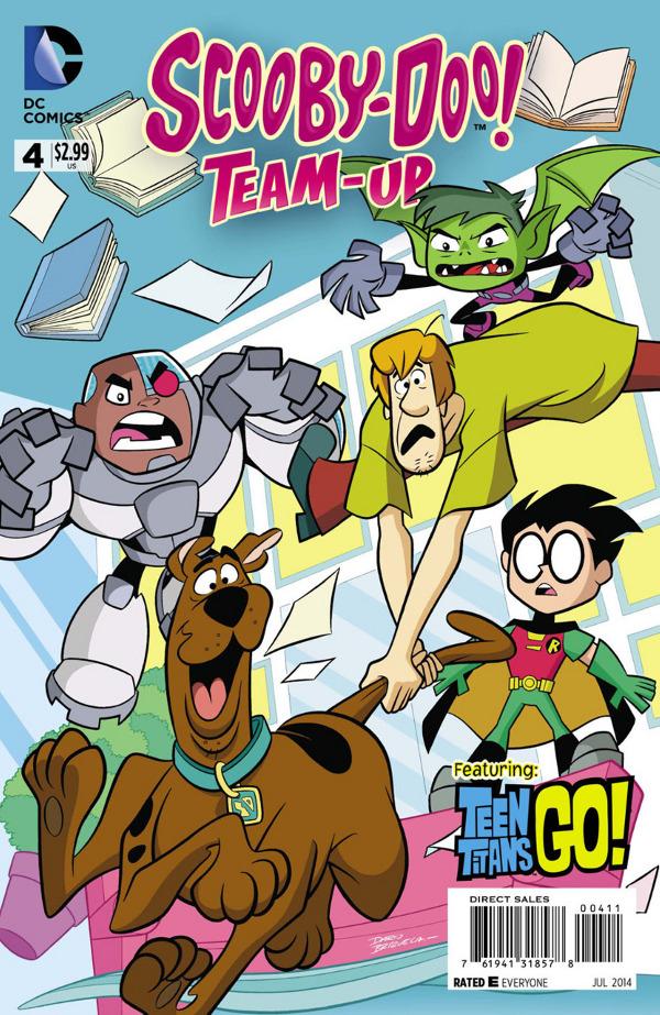 Scooby-Doo Team-Up #4