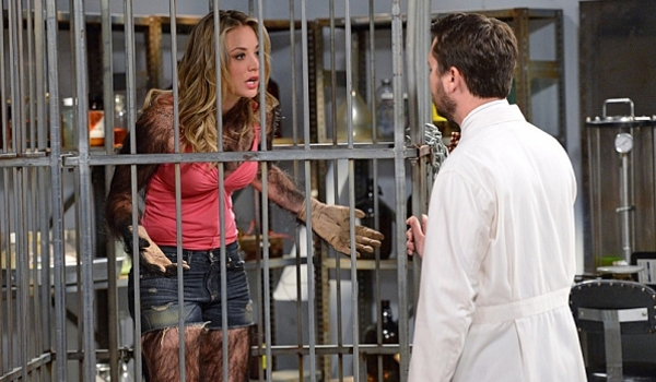The Big Bang Theory - The Gorilla Dissolution