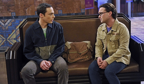 The Big Bang Theory - The Status Quo Combustion