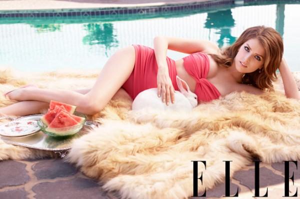 Anna Kendrick - Elle (July 2014)