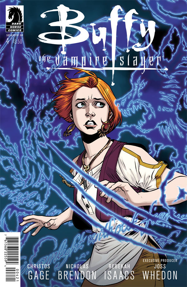Buffy the Vampire Slayer Season Ten #4