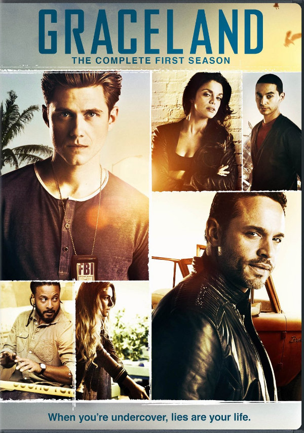 Graceland - The Complete First Season