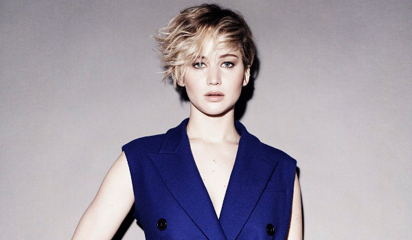Jennifer Lawrence - Marie Claire (June 2014)