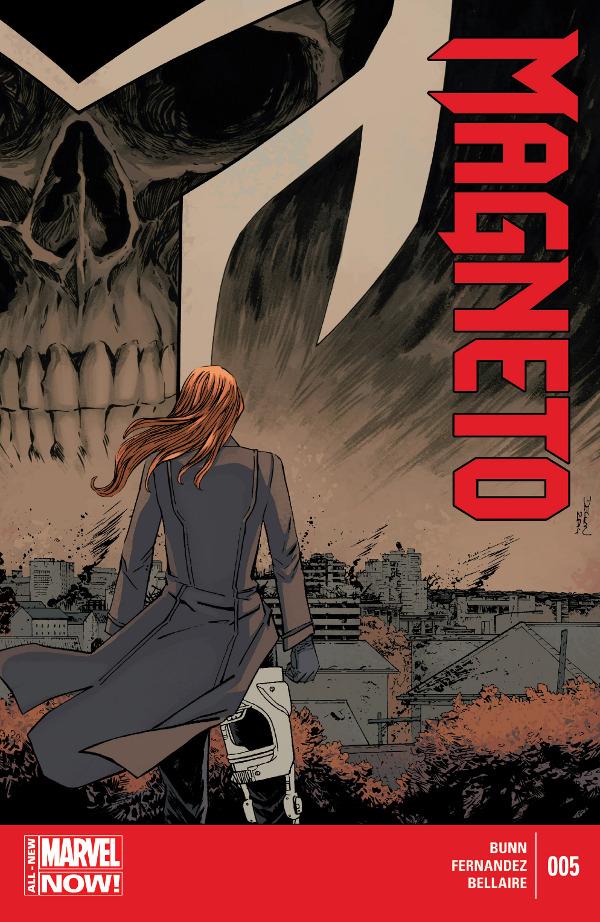 Magneto #5