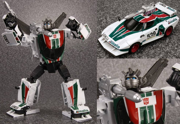 Masterpiece Wheeljack