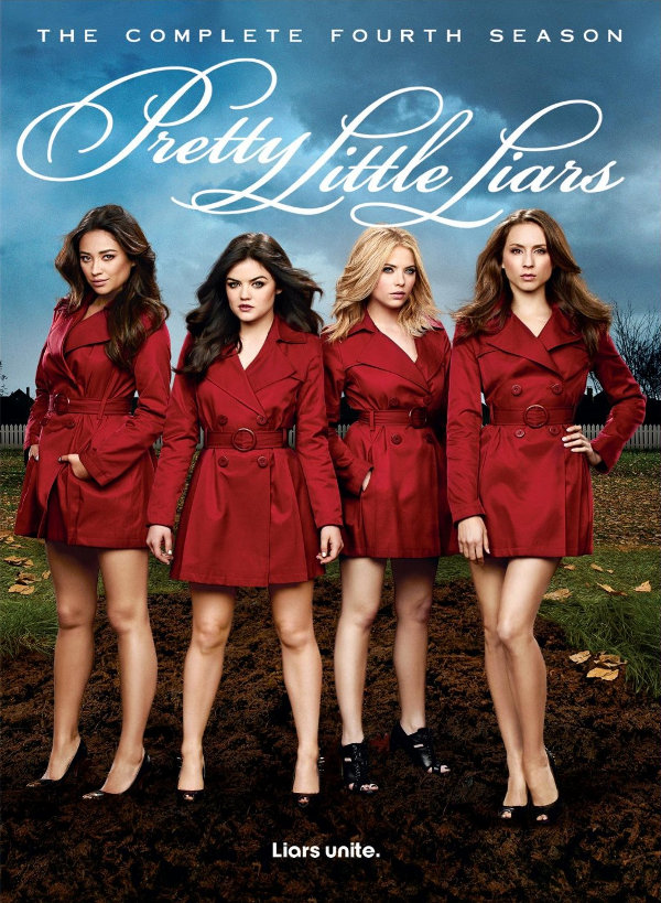 Pretty Little Liars - The Complete Fourth Season