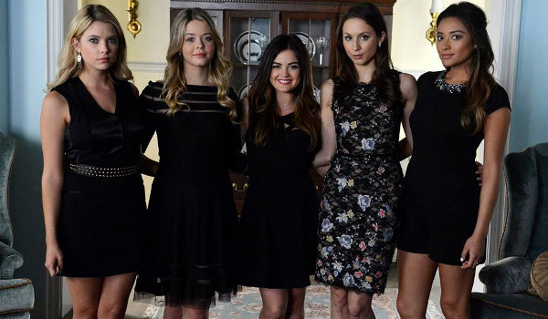 Pretty Little Liars - Surfing the Aftershocks