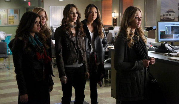 Pretty Little Liars - Whirly Girly