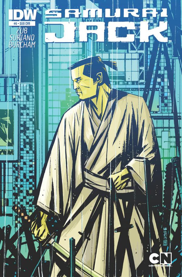 Samurai Jack #8
