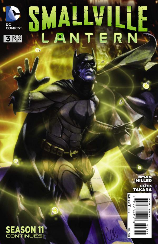Smallville Season Eleven: Lantern #3