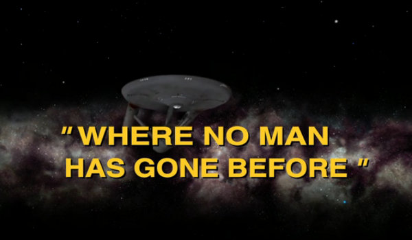 Star Trek - Where No Man Has Gone Before